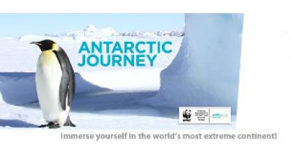 Grid antarctic journey
