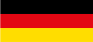 German flag menu2