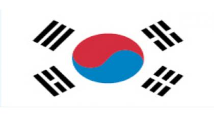 Korean flag menu2
